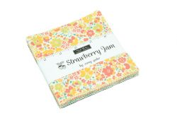 Strawberry Jam, Charm Pack