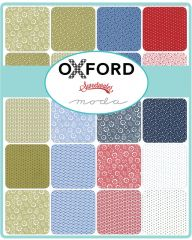 Oxford, Charm Pack