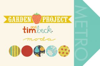 Garden Project, Charm Pack