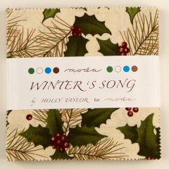 Winter's Song, Charm Pack