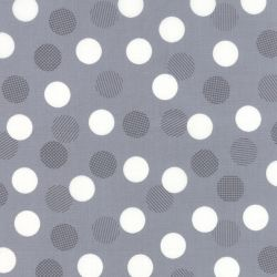 Color Theory Dots Grey
