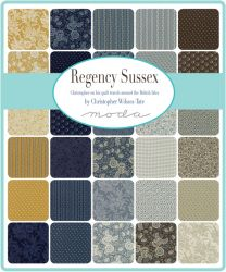 Regency Sussex, Charm Pack