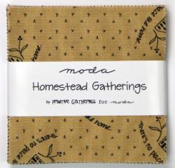Homestead Gatherings, Charm Pack