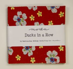 Ducks in a Row, Charm Pack