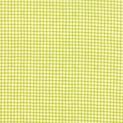Wonky Gingham Light Green
