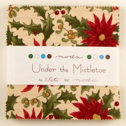Under the Mistletoe, Charm Pack