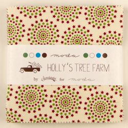 Holly's Tree Farm, Charm Pack