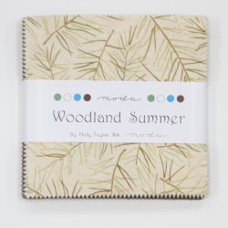 Woodland Summer, Charm Pack