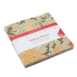 William Morris 2017, Charm Pack