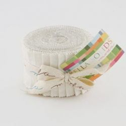 Junior Jelly Roll, White