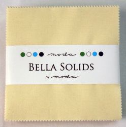 Bella Solids Neutrals, Charm Pack