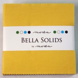 Bella Solid 30's Colors, Charm Pack