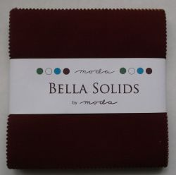 Bella Solids Kansas, Charm Pack
